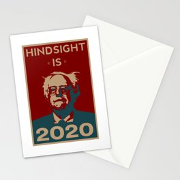 HINDSIGHT IS 2020 Stationery Cards