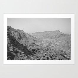 Gran Canaria, Spain Art Print