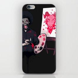 Goth Ross iPhone Skin