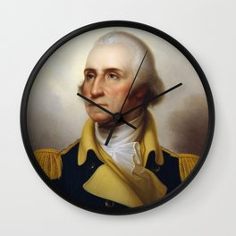 General Washington Wall Clock
