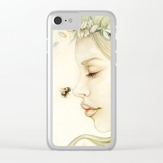Teresa Clear iPhone Case