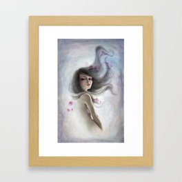 Ychelle Framed Art Print