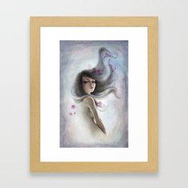 Ychelle Framed Art Print