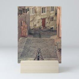 Alfama, Lisbon. Mini Art Print