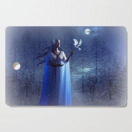 GLOWING BRIGHTLY IN THE NIGHT SKIES 02 Cutting Board
