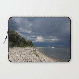 nature reserve in lieps, baltic sea Laptop Sleeve