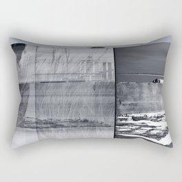disruptions Rectangular Pillow