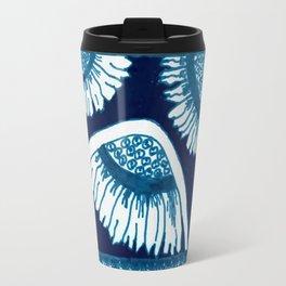 A Moment of Blue Travel Mug