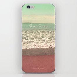 Ocean Dream I iPhone Skin