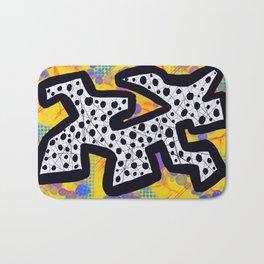 Popped art Bath Mat