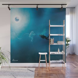 Collision Wall Mural