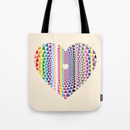 LGBTQ2 Love Tote Bag