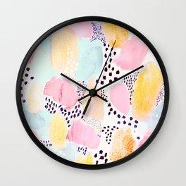 sugar&ice Wall Clock
