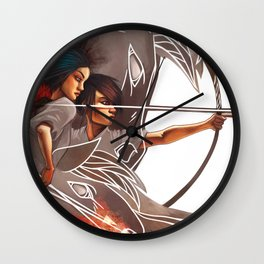 Sagittarius Wall Clock