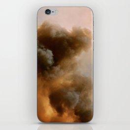 Cedar City Forest Fire - III iPhone Skin