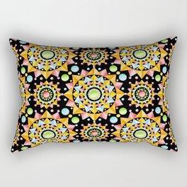 Fiesta Confetti Rectangular Pillow