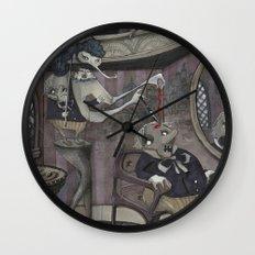 The Stone of Folly Wall Clock