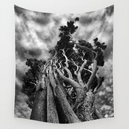 Clawing The Skies Wall Tapestry