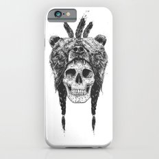 Dead shaman (b&w) iPhone 6 Slim Case
