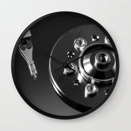 Computer Hard Drive 1 Wall Clock