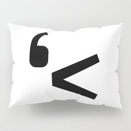 emotikwack Pillow Sham