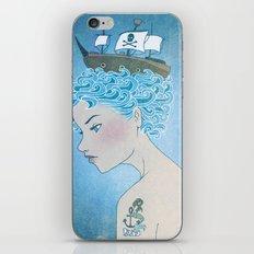 Sailor's Daughter iPhone & iPod Skin
