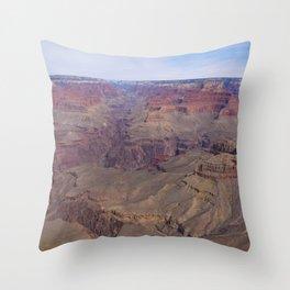 A Beautiful View Throw Pillow