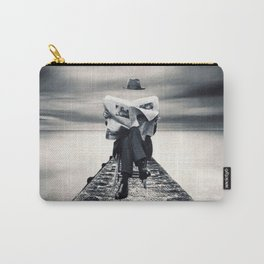 Surreal news ... Carry-All Pouch