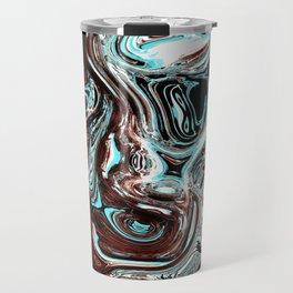 pouring emotions Travel Mug