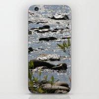 michigan iPhone & iPod Skins featuring Michigan by Katherine Farah