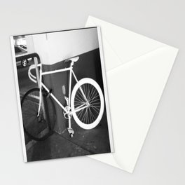 Black-White Stationery Cards