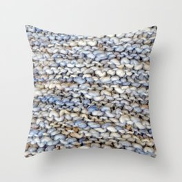 Wool 6 Throw Pillow