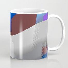 Extrusion V Coffee Mug