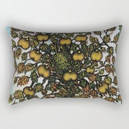 The Apple Tree (La Pommier) by Seraphine Louis Rectangular Pillow