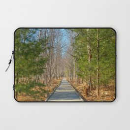 Jesup Boardwalk Trail Laptop Sleeve