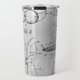 Closure brassieres Travel Mug