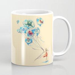 Water Balloons Coffee Mug