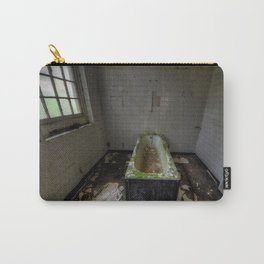 abandonded bath tub Carry-All Pouch