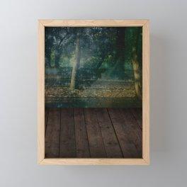 Mystic Garden Framed Mini Art Print