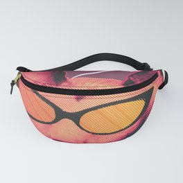 Cat with sunglasses Party Fanny Pack