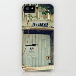 Ouvert iPhone Case