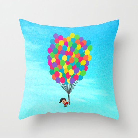 Ultimate Wedgie Throw Pillow