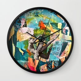 La Danse du Printemps (The Dance of Spring) Wall Clock