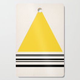 Code Yellow 002 Cutting Board