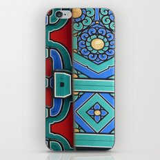 Chinese Roof iPhone & iPod Skin