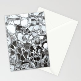 Mirrors and Glass Stationery Cards