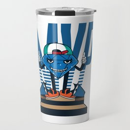MVP - Wear This T-shirt For Sports Or Just For Fun And Show Everyone Who Is The Best Design Travel Mug