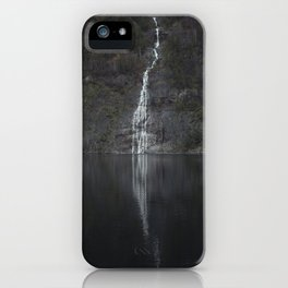 Waterfall (The Unknown) iPhone Case
