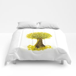 The Fortune Tree #5 Comforters