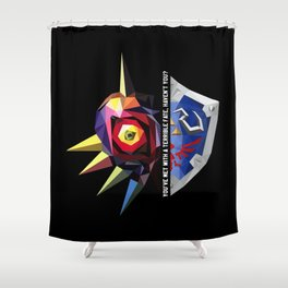 The Final Day Shower Curtain